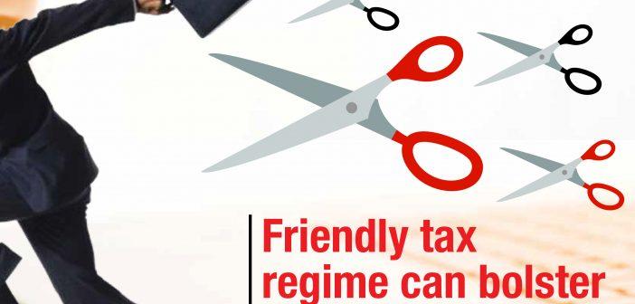 Friendly tax regime can bolster tax compliance