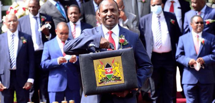 IS KENYA'S KSH 3 TRILLION BUDGET REALISTIC?
